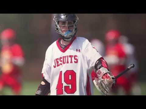 Conor Raymond Junior Lacrosse Highlights 2015