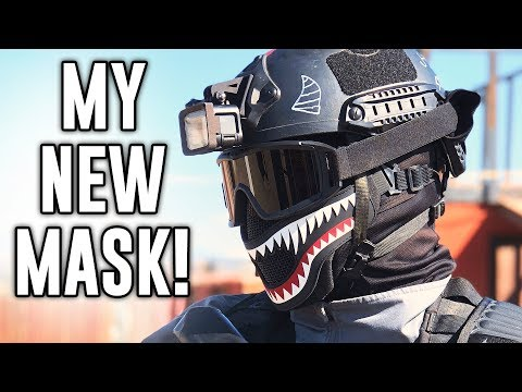 MY OFFICIAL MASK...! (OneTigris X Storm Mask Review)