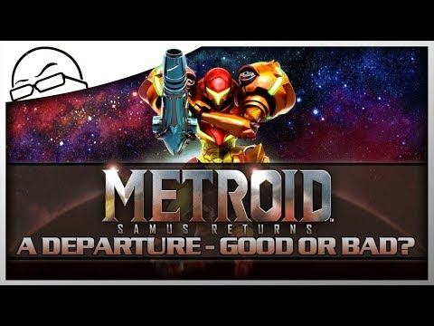 A Fun but Imperfect Departure - Metroid: Samus Returns Revie