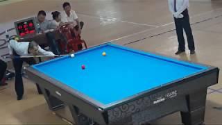 Cao Thành Trúc vs Nguyễn Minh Quân. Giải VĐQG