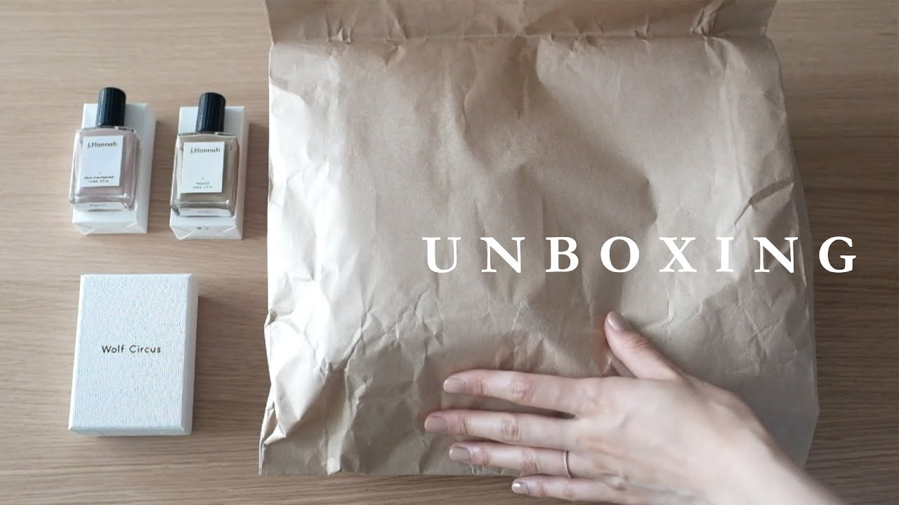 Unboxing+Try On | 小开箱 + 试穿 | & Other Stories, New Classics, J.Hannah