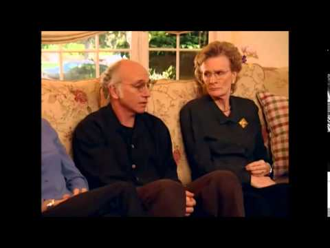 """Curb Your Enthusiasm - Beloved Aunt """"Hardly Breathe"""""""