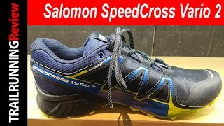 Salomon SpeedCross Vario 2 Preview