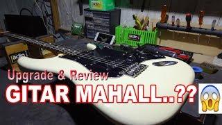 GITAR MAHAL , REVIEW DAN UPGRADE    #PrinceGuitar