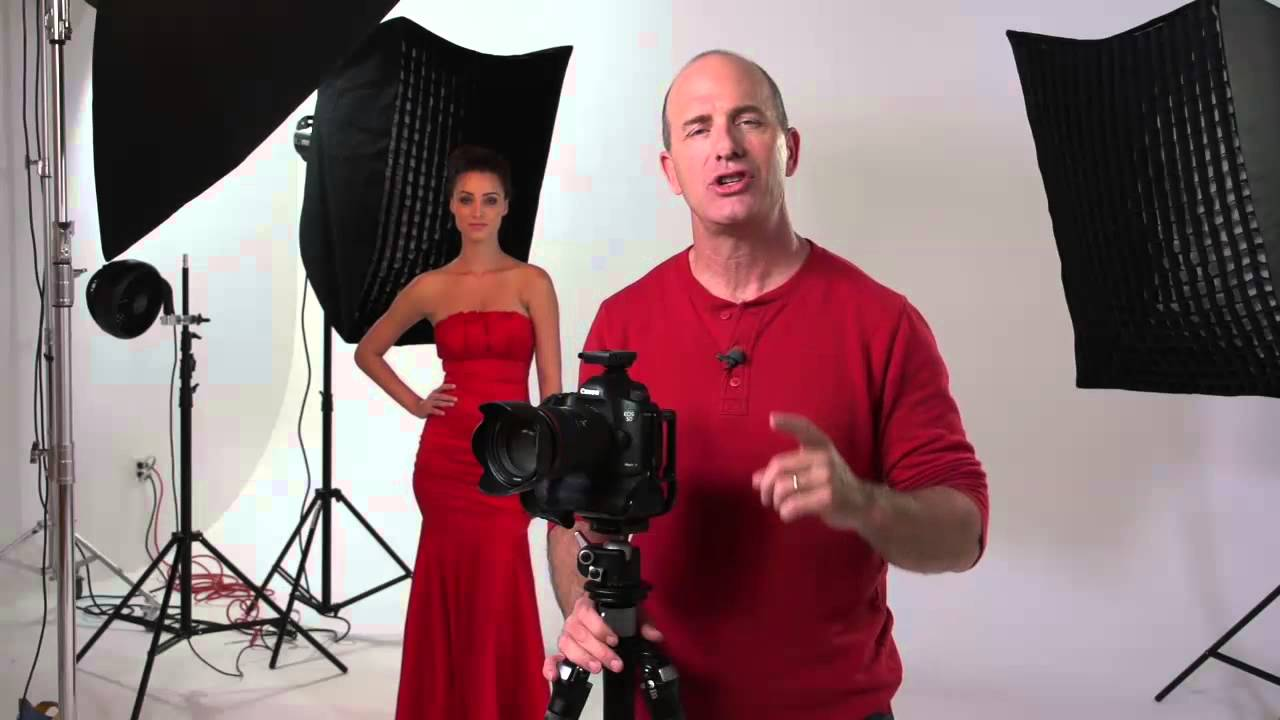 Mastering Beauty Lighting Fashion For Portrait Photography With Joel Grimes Trailer