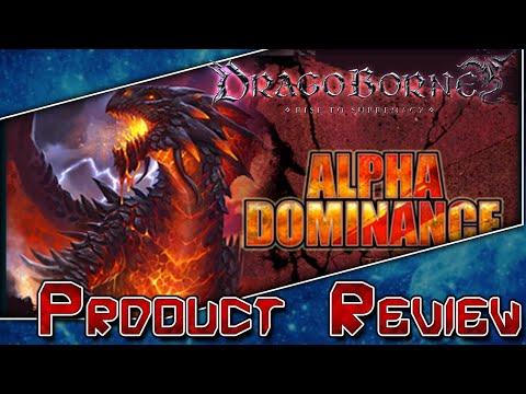 "Dragoborne TD03 ""Alpha Dominance"" Review"