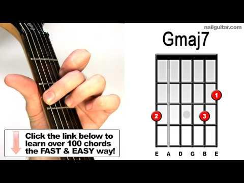 Piano piano chords gmaj7 : Vote No on : How To Play the Gmaj7 Cho