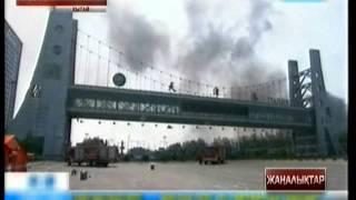 Қытайдың Тяньцзин қаласындағы жарылыстан қаза тапқандар саны 42 адамға жетті
