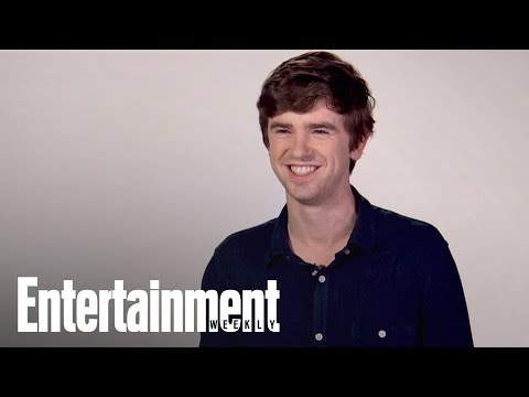 Freddie Highmore Talks Directing An Episode Of 'The Good Doctor' | Entertainment Weekly