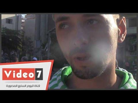 اليوم السابع : بالفيديو.. مواطن لـ