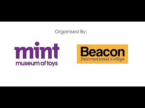 BEACON DESIGN STUDENTS EXHIBITION SHOW 2017 -  Golden Age of Animation Interview