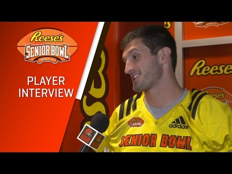 Senior Bowl: QB Nathan Peterman Interview