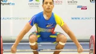Чемпионат  мира 2014. Мужчины в.к. до 56 кг.
