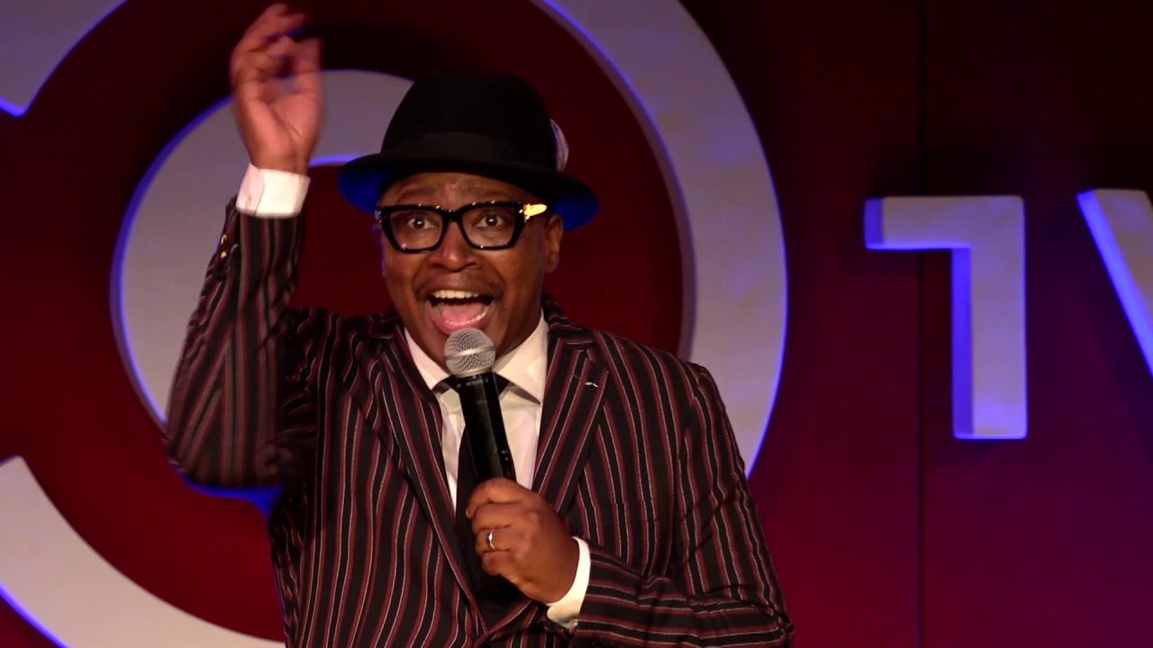 English - Ndumiso Lindi | Laugh In Your Language | Season 1