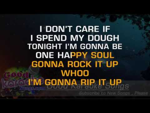 Rip It Up - Little Richard ( Karaoke Lyrics )