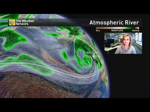 Science Behind: Atmospheric River