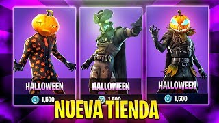 🔴**NEW FORTNITE SKINS HALLOWEEN**⚡️⏱*NEW STORE* TODAY OCTOBER 17⏱
