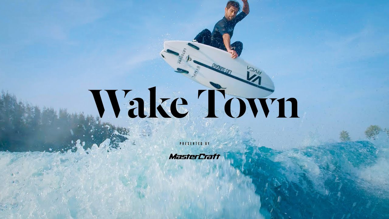 Is This The Most Rippable Boat Wake in the World?
