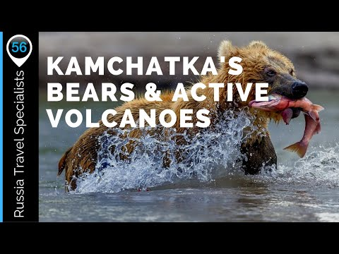Kamchatka - A last frontier, land of bears and volcanoes