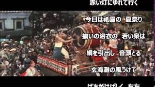 村田英雄さんはステージに出てきますと、男ぷり良く、オーラで光輝いて...