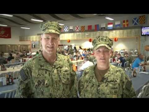 Commander, U.S. Naval Forces Europe-Africa Thanksgiving Day Greeting