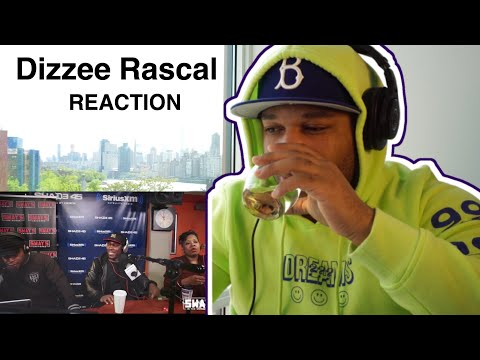 Dizzee Rascal  5 Fingers Of Death On Sway In The Morning [REACTION]