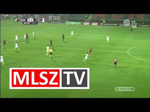 Budapest Honvéd - Ferencvárosi TC | 1-3 | (1-1) | OTP Bank Liga | 9. forduló | MLSZTV