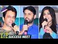 LIE Telugu Movie Success Meet   Nithin   Megha Akash   Arjun   #LIE   Telugu Filmnagar