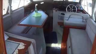 Bayliner 2850 Flybridge Cruiser Video @ South Mountain Yachts (949) 842-2344