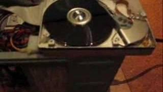 Festplatten damage