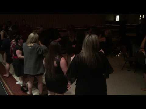Interactive Line Dance