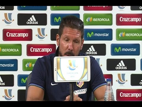 """Simeone espera """"algún"""" refuerzo más para el Atleti"""