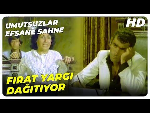 Ramazan'a Söyleyin Bu Karıyı Boşasın! | Umutsuzlar Filiz Akın Yılmaz Güney Eski Türk Filmi