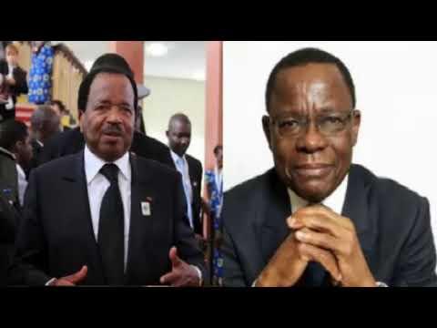 Breaking News! MRC case: The Severe 'Slap' of Maurice Kamto to Paul Biya