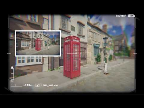 """The Good Life """"Camera Mode"""""""