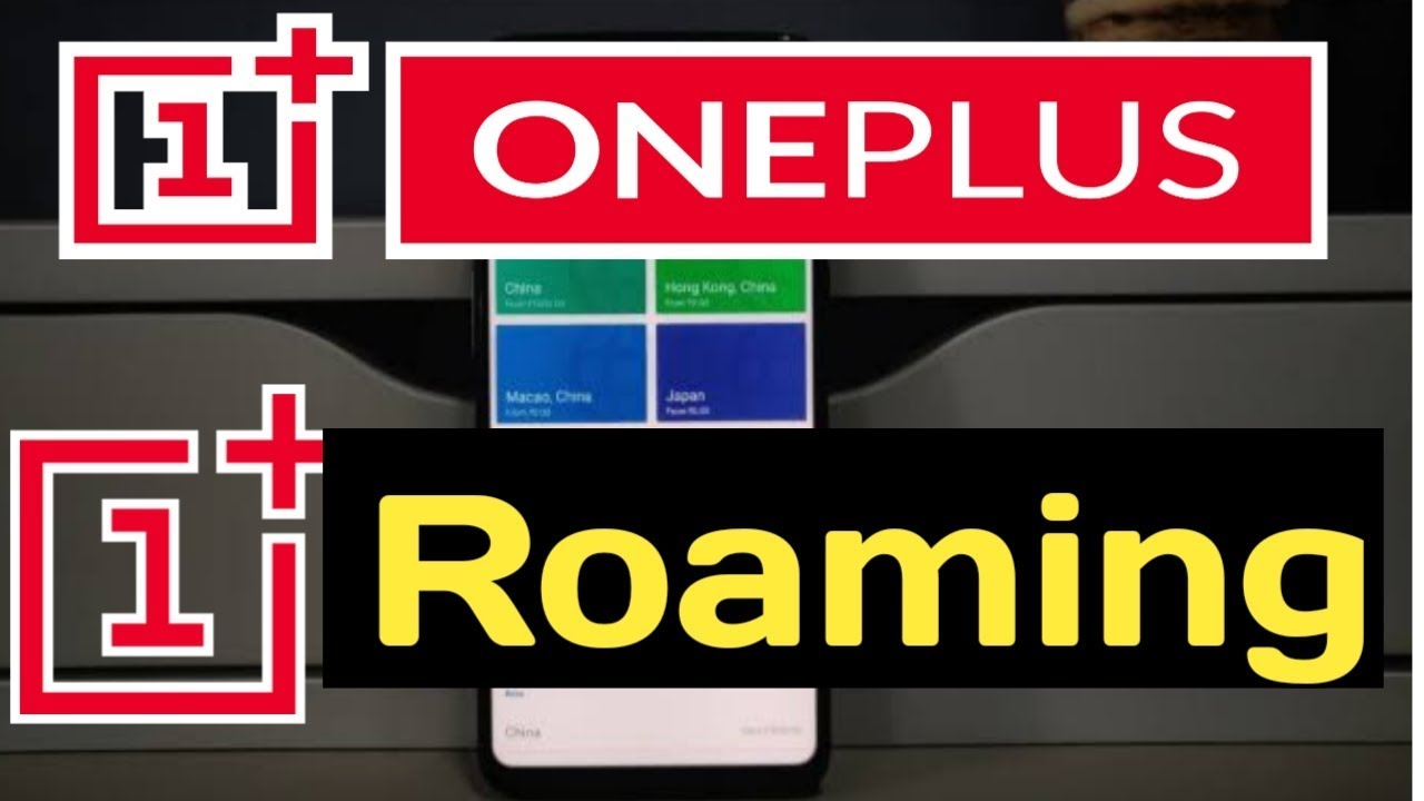 What Is One Plus Roaming | Sim Free Data Service Explained! | Hindi