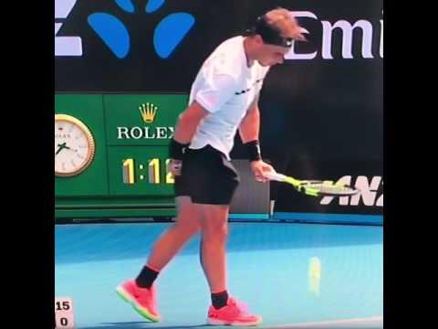Rafael Nadal - Australian Open
