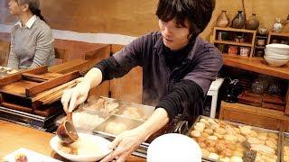 Japanese HOT POT Feast + Odawara Castle TOUR | Odawara, Japan