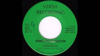 Eddie Carson - Bombs of Destruction