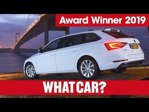 Skoda Superb Estate Review 2019   What Car?