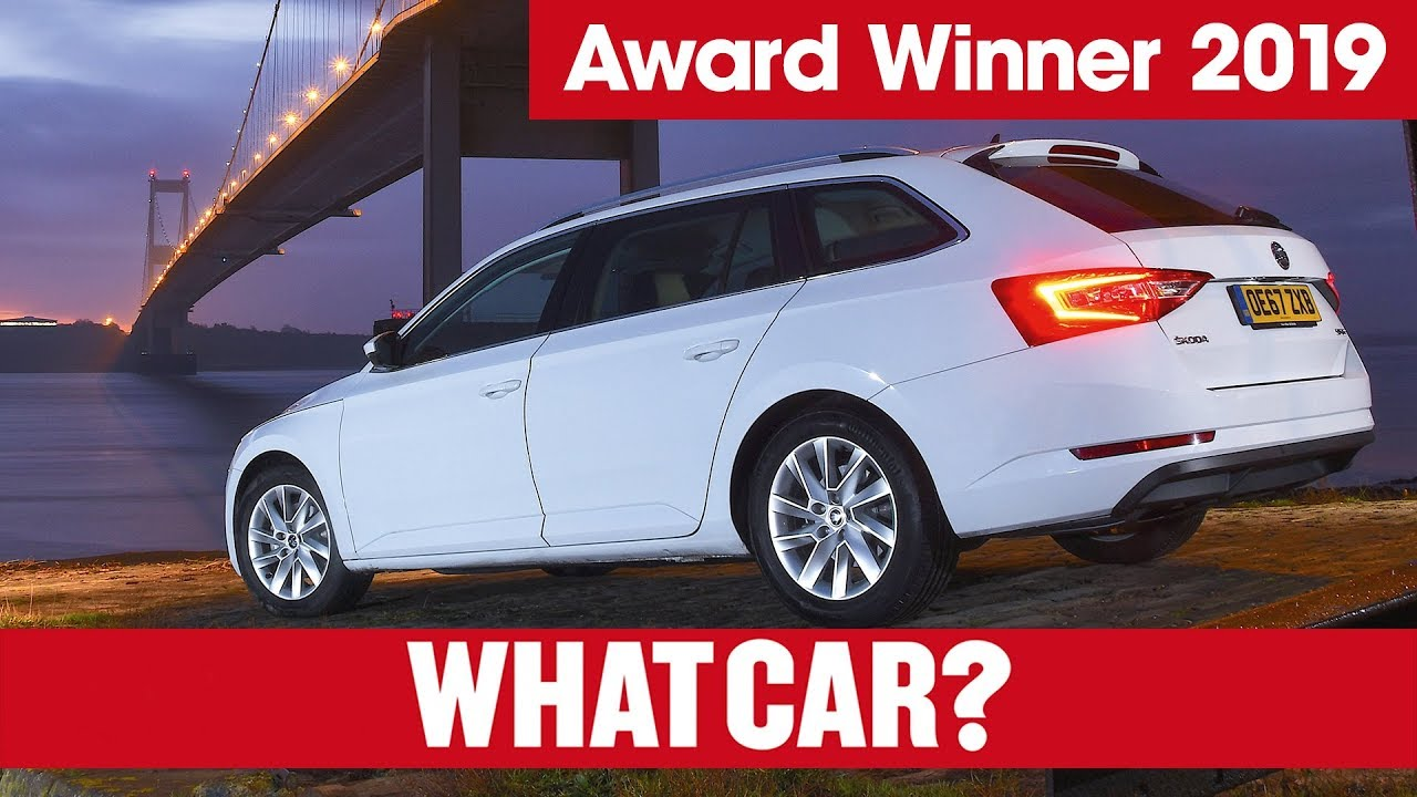 Skoda Superb Estate Why It S Our 2019 Estate Car Of The Year