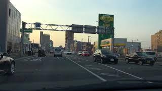 国道36号:福住桑園通交点~西3丁目線交点[札幌市]