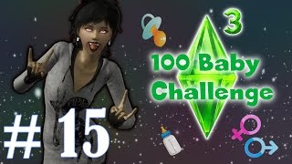 Sims 3 100 Baby Challenge - Part 15 - Moving to a New House