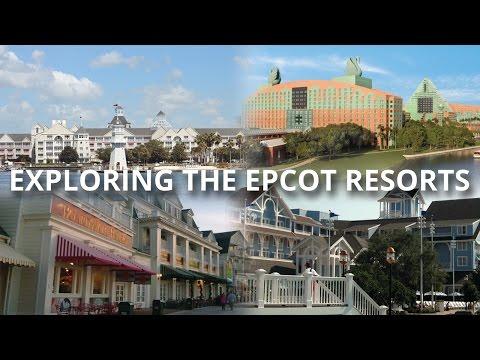Exploring the EPCOT Resorts
