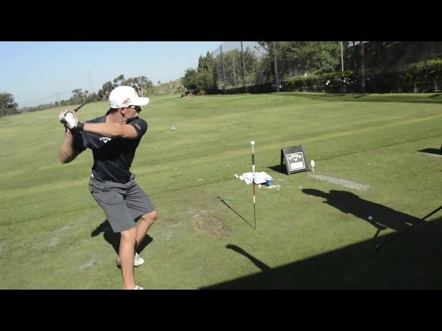Incredible Golf Trick Shots With Jamie Sadlowski