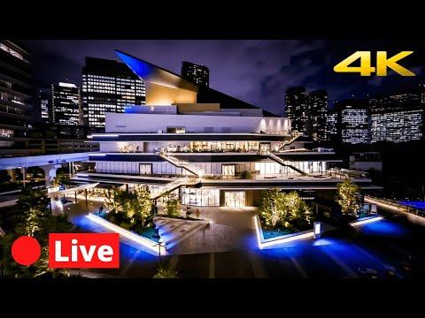 TOKYO LIVE in 4K 60FPS ?!