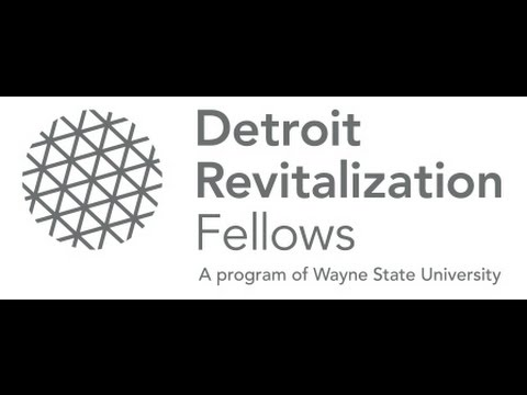 The Detroit Revitalization Fellows Press Confrence