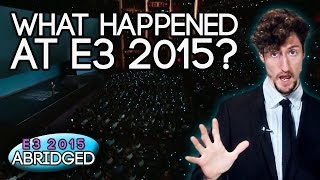 What Happened At E3 2015: This Video Contains Cool Jokes