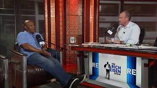 Warren Moon Reacts to Tom Brady's Shaky Season Debut | The Rich Eisen Show | 9/8/17