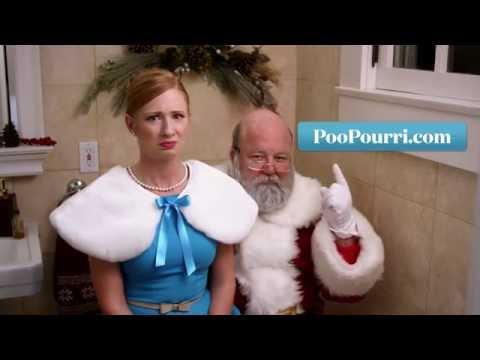 Even Santa Poops - PooPourri.com